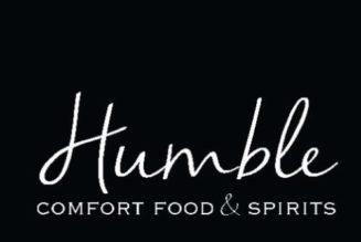Humble Comfort Food and Spirits