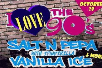I Love The 90's Tour, October 28th, 8:00pm October 28 @ 8:00 pm