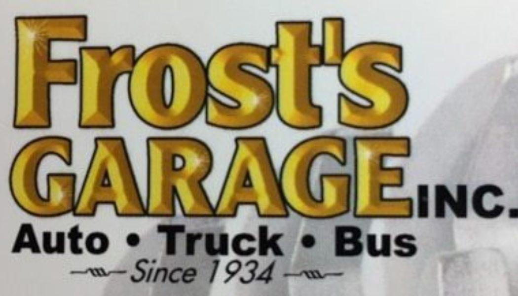 Frost's Garage Inc.