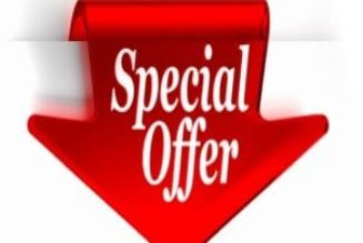 Advertising – Special offer