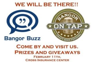We are going to Bangor on Tap February 11th