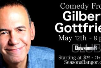Live Comedy with Gilbert Gottfried May 12 @ 8:00 pm – 10:30 pm