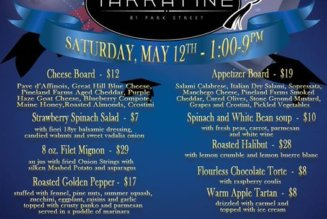 Celebration at the Tarratine May 12 @ 1:00 pm – 9:00 pm
