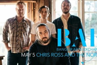 Chris Ross and the North at the BAE Ballroom May 5 @ 9:00 pm – 11:00 pm
