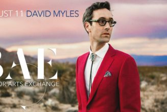 David Myles at the BAE Ballroom August 11 @ 7:00 pm – 9:00 pm