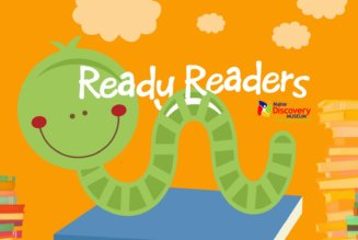 Ready Readers June 8 @ 2:15 pm – 3:00 pm