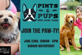Pints & Pups June 23 @ 4:00 pm – 9:00 pm