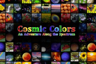 Cosmic Colors July 6 @ 2:00 pm – 3:00 pm
