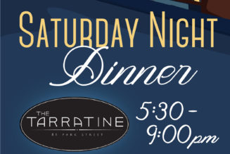 Dinner @ The Tarratine June 30th