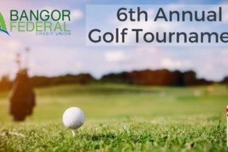 Bangor Federal 6th Annual Ending Hunger in Maine Golf Tournament September 15 @