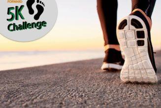 2018 Step Forward 5K Challenge/Fun-Run July 28 @ 1:00 pm – 4:00 pm