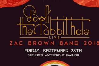 Zac Brown Band: Down the Rabbit Hole Live September 28
