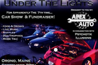 Under The Lights 7th Annual Car Show September 29