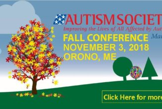 Autism Fall Conference November 3