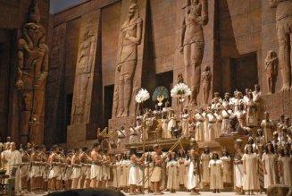 Aida – The Met: Live in HD October 13