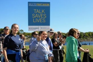 Bangor Out of the Darkness Walk September 22 @ 10:00 am – 12:00 pm