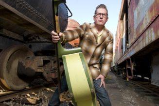The Stray Cat: Lee Rocker November 10