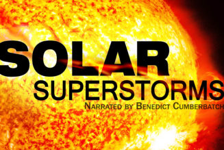 Solar Superstorms November 2