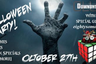 Halloween Party with eightysomething October 27 @ 9:00 pm – 12:30 am