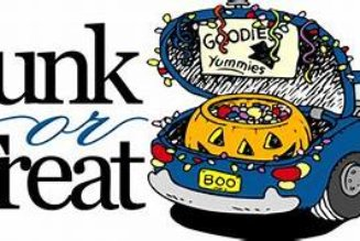 TRUNK OR TREAT October 26 @ 6:00 pm – 8:00 pm