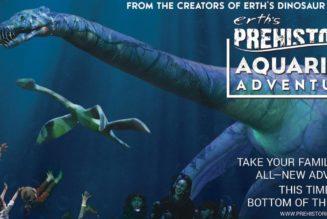 Earth's Prehistoric Aquarium Adventure February 2