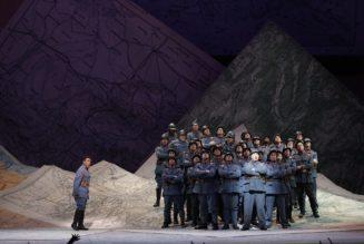 La fille du Régiment – The Met: Live in HD March 2