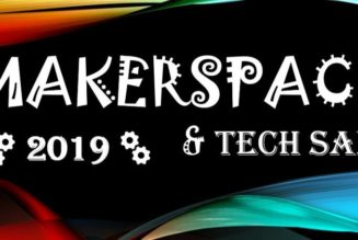 Challenger Makerspace & Tech Sale January 12