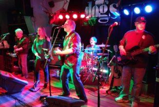 NYE w/ The Dogs @ Bangor Elks! December 31