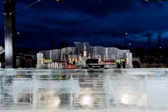 Glacier Ice Bar & Lounge February 1