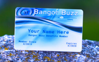 Bangor Buzz Benefit Card