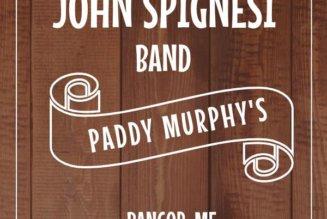 Sat. 6/29 – JSB at Paddy Murphy's   Bangor, ME June 29