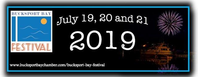 Bucksport Bay Festival July 19
