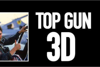 80's Throwback Film: Top Gun 3D May 24