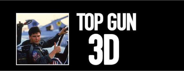 80's Throwback Film: Top Gun 3D May 24