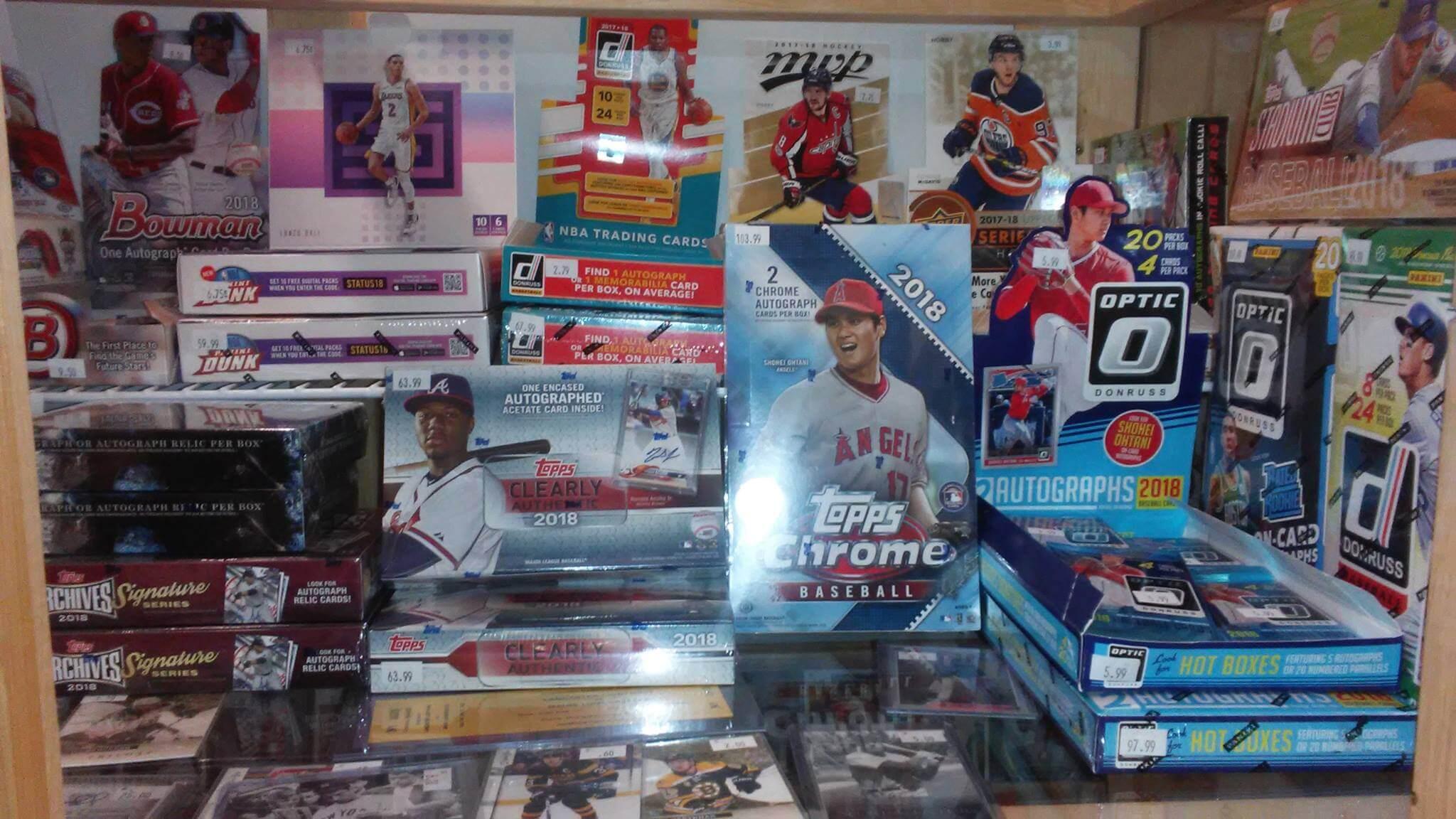 Bangor Sports Collectibles And Memorabilia Show