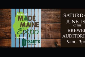 Made In Maine Expo June 1