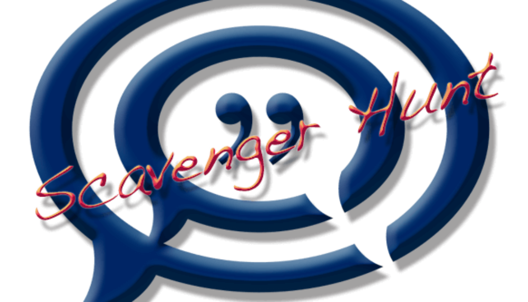 Bangor Buzz Scavenger Hunt Starts May 22