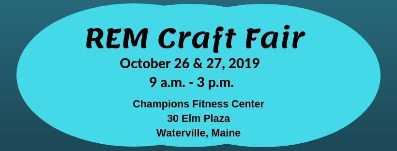 REM Craft Fair 2019