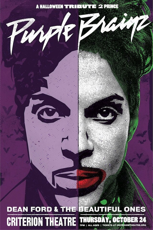 Purple Brainz: A Halloween Tribute 2 Prince
