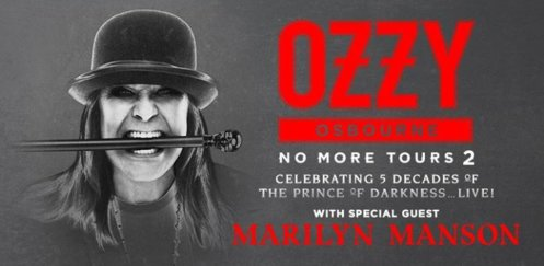Ozzy Osbourne: No More Tours 2 with Marilyn Manson