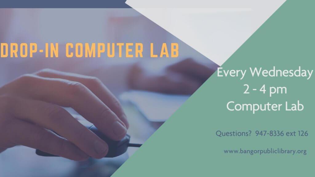Drop-in Computer Lab