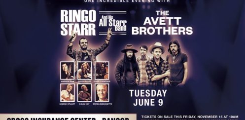Ringo Starr and His All Starr Band / The Avett Brothers
