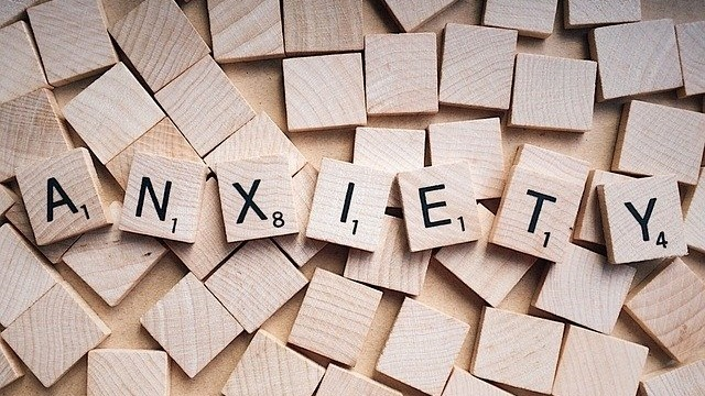 Shifting the energy of Anxiety*~