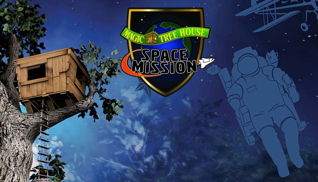 Magic Treehouse: Space Mission